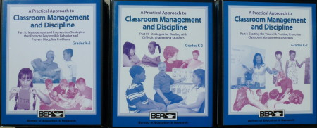 Comprehensive Discipline DVD's Training Program